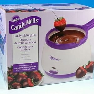 Wilton Candy Melting Pot